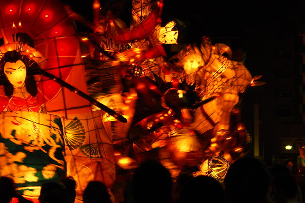 刈谷万燈祭2