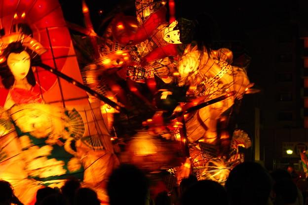 刈谷万燈祭3