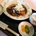 Photos: 四日市カンツリー倶楽部 ミソカツ定食