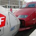 Photos: TGV連結