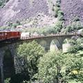 写真: レイティッシュ鉄道