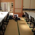 Photos: 広いお部屋を擁してくれたよ