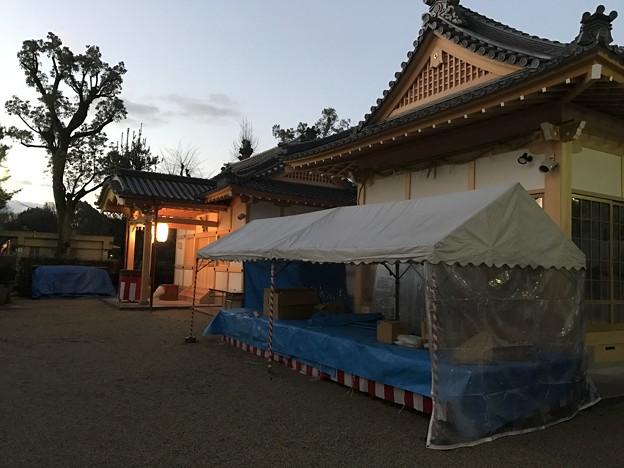 写真: 20170109 野見神社