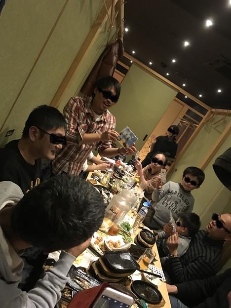写真: 20170211 エビ友の飲み会