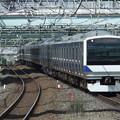 Photos: 常磐線・上野東京ラインE531系 K406+K471編成