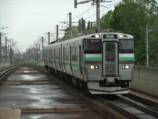 函館線733系 B-113編成