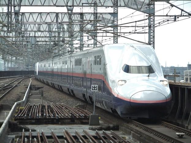 Photos: 上越新幹線E4系 P21編成他16両編成