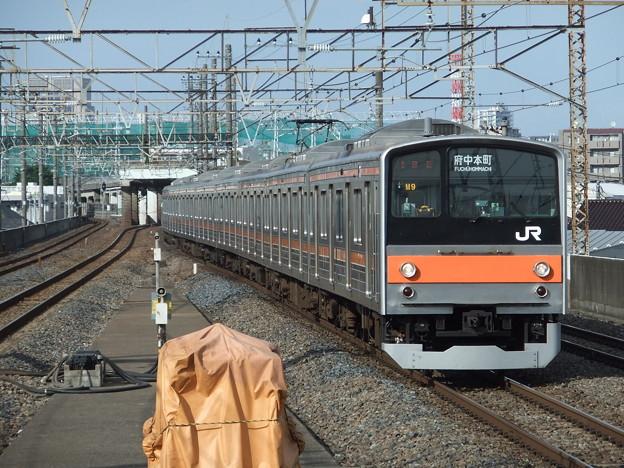 武蔵野線205系5000番台 M9編成