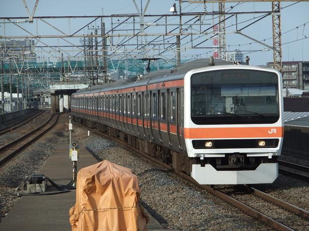 武蔵野線209系500番台 M73編成
