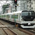 Photos: かいじE257系0番台 9両編成