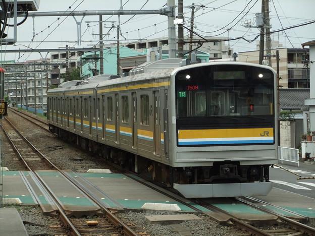 鶴見線205系1100番台 T13編成