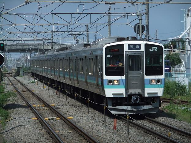 中央線211系0番台 N614編成