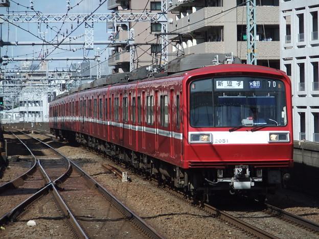 京急線2000形 2051F