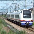しらゆきE653系1100番台 H-201編成