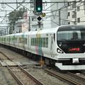 Photos: あずさE257系0番台 M-103編成