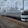横須賀・総武快速線E217系 Y-10編成