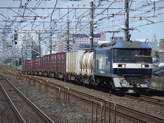 EF210-113+コキ