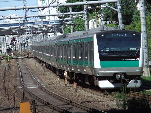 埼京線E233系7000番台 ハエ125編成