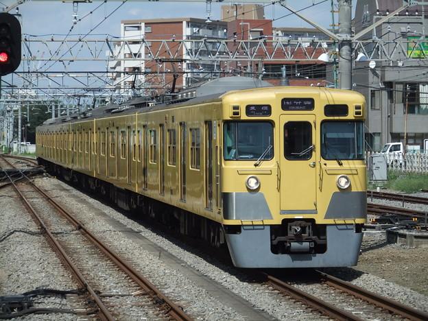 西武国分寺線2000系 2033F