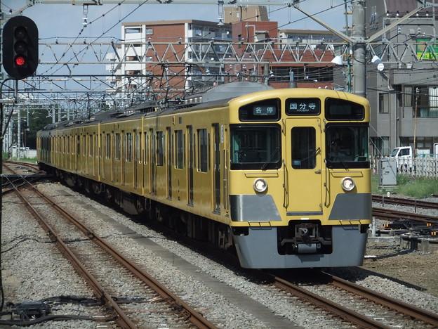 西武国分寺線2000系 2053F