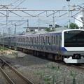 Photos: 常磐線E531系 K416編成