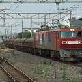 Photos: EH500-15+トキ【安中貨物】