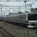 常磐線・上野東京ラインE531系 K406+K461編成
