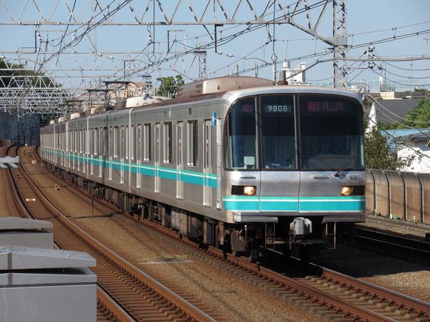 東京メトロ南北線9000系 9108F