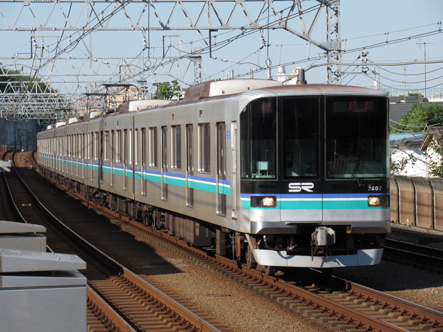 埼玉高速鉄道2000系 2107F