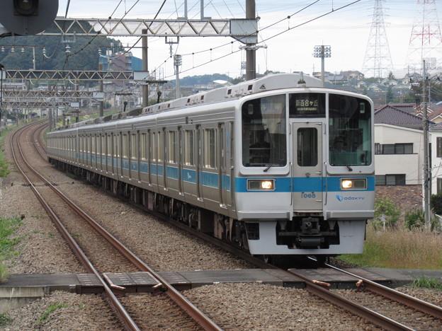 小田急多摩線1000形 1068F