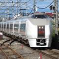 Photos: あかぎ651系1000番台 OM203編成