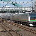 Photos: 湘南新宿ラインE233系3000番台 E-05+S-19編成