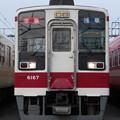 東武6050系 6167F