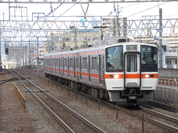東海道線311系 G15編成