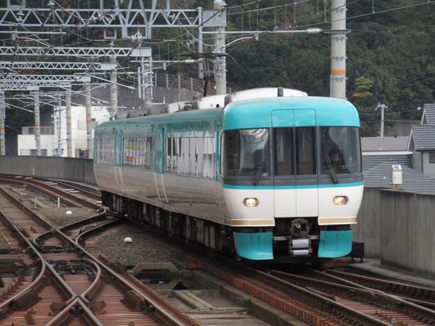 回送列車283系 HB632編成