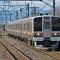 Photos: 両毛線211系3000番台 A27編成