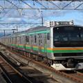 両毛線E231系1000番台 K-31編成