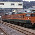 Photos: 信越線115系1000番台 T1043編成