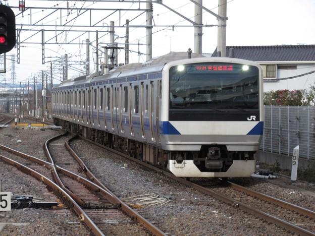 水戸線E531系 K470編成