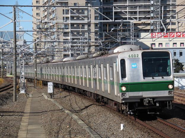 東京メトロ千代田線6000系 6102F