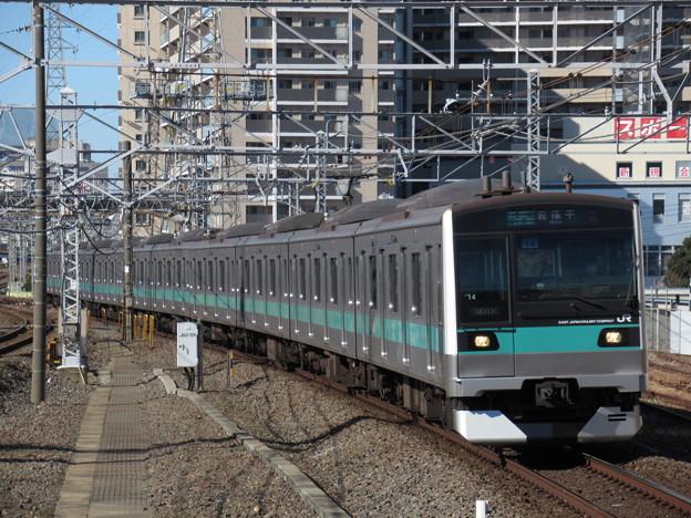 常磐緩行線E233系2000番台 マト14編成