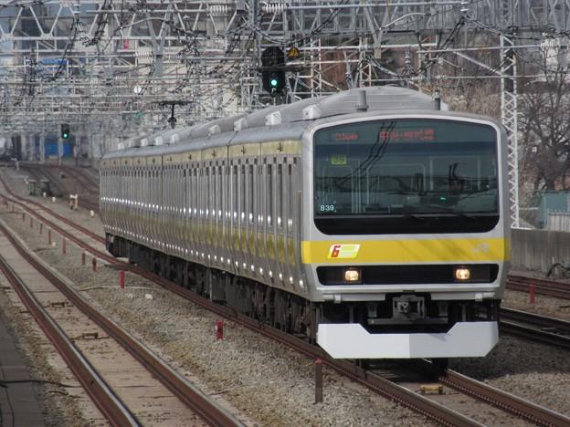 中央・総武緩行線E231系0番台 B39編成