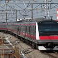 京葉線E233系5000番台 ケヨF52+ケヨ552編成