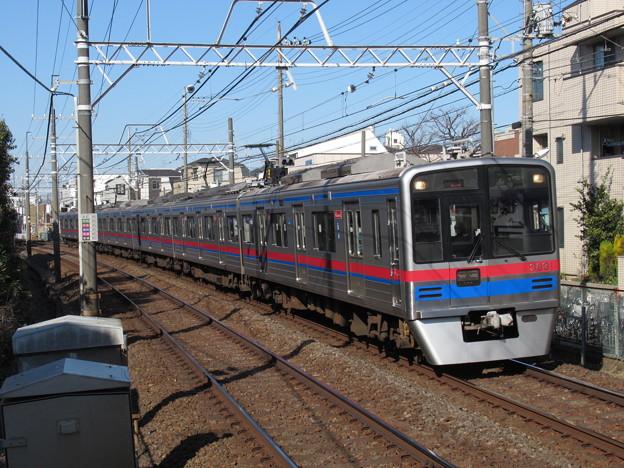 京成線3700形 3838F