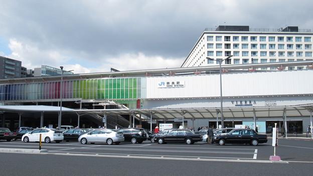 奈良駅 東口