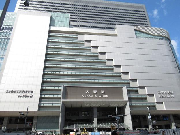 [JR西日本]大阪駅 中央南口