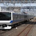 Photos: 常磐線E531系 K414編成