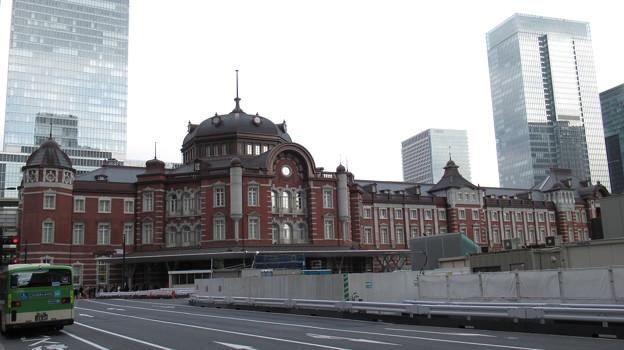 [JR東日本]東京駅 丸の内北口