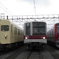 Photos: 東武8111F・21852F・71703F 3並び