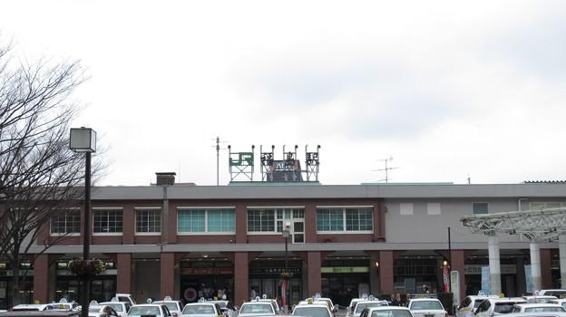 [JR東日本]福島駅 東口